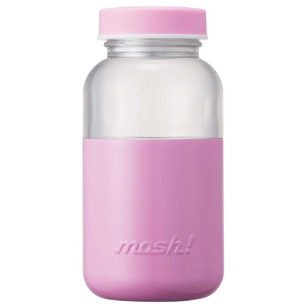 【生活工場】Doshisha 350ml 紫色保冷瓶DMCP350PU