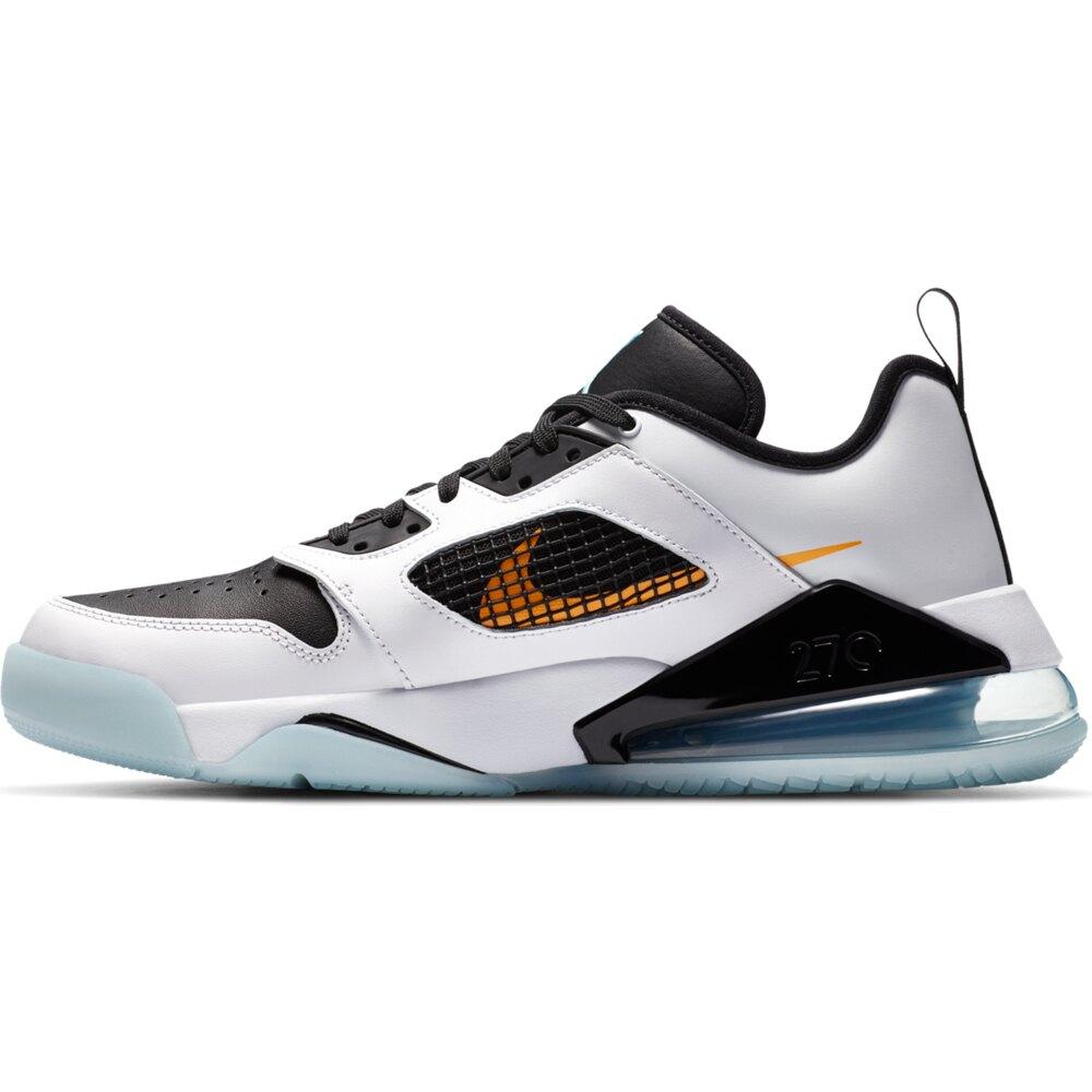 【領券最高折$400】【現貨】NIKE Jordan Mars 270 男鞋 休閒 喬丹 氣墊 緩震 白 黑【運動世界】CK1196-101