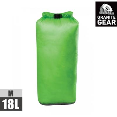 Granite Gear 175430 30D eVent Sil DrySack 輕量防水收納袋(18L) / 綠色