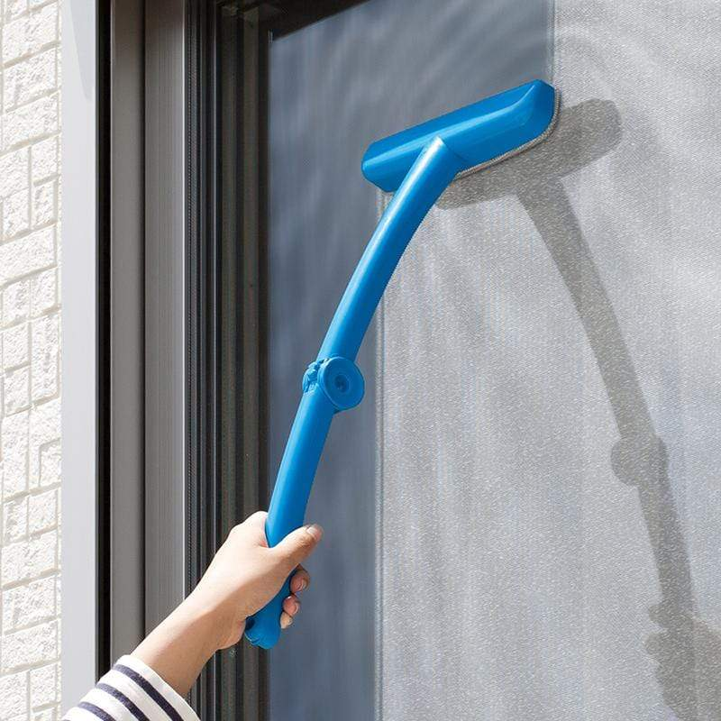 超細纖維除汙折疊式紗窗清潔刷 單一規格
