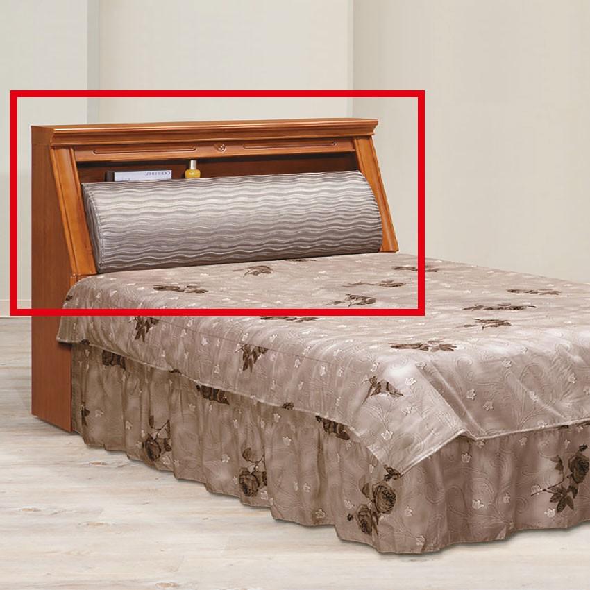 【106cm床頭箱-E159-1】床頭片 床頭櫃 床片 貓抓皮 亞麻布 貓抓布 【金滿屋】