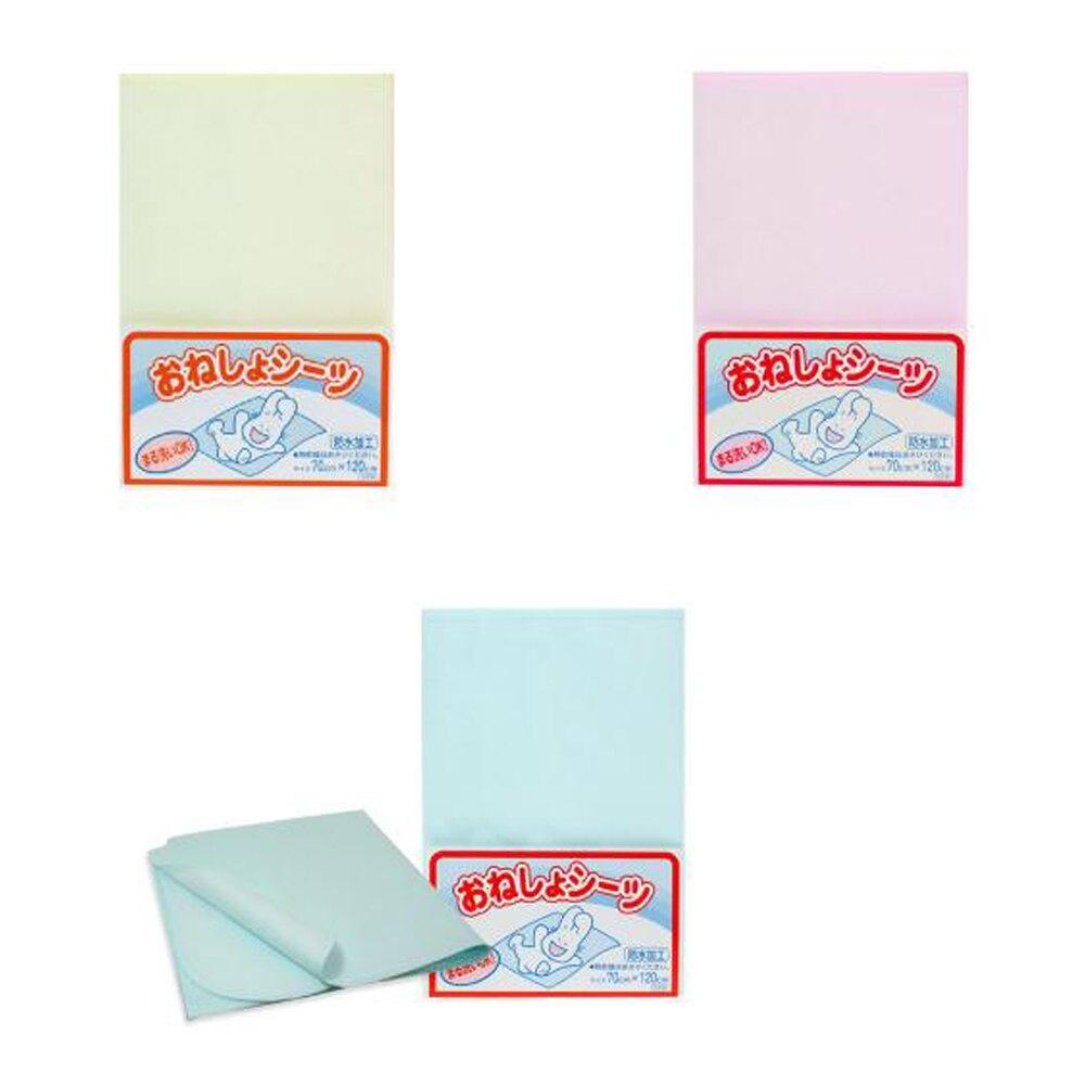 阿卡將-纖柔防溼尿墊-黃/粉/藍