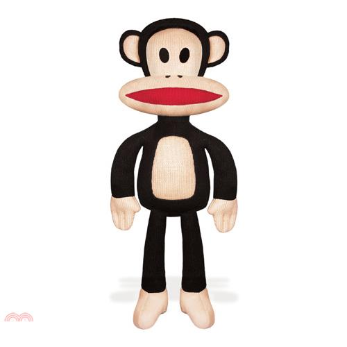 "《Yottoy》Julius the Monkey Soft Toy 30""【三民網路書店】(袋裝)[9折]"