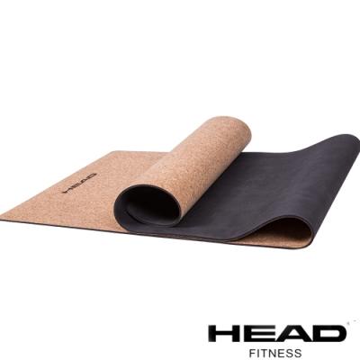 HEAD 天然軟木雙層瑜珈墊 5mm