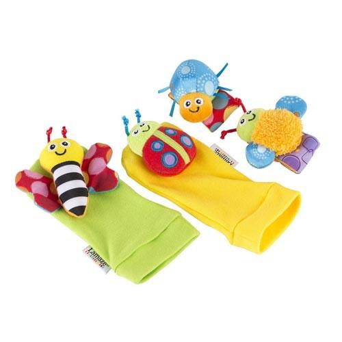 Lamaze拉梅茲嬰幼兒玩具 (新)小手小腳在哪裡