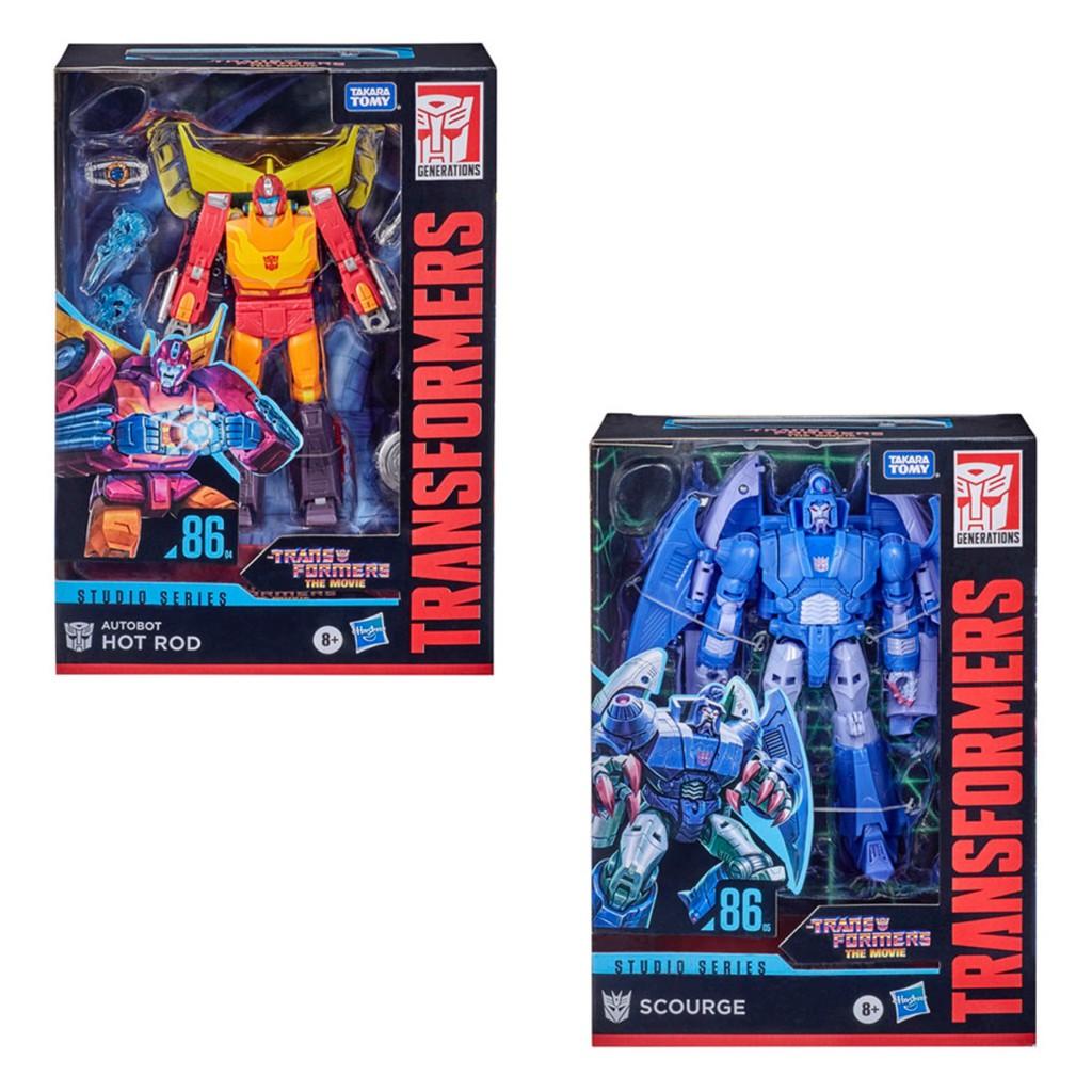 【孩之寶Hasbro】變形金剛 世代系列 巡弋戰將
