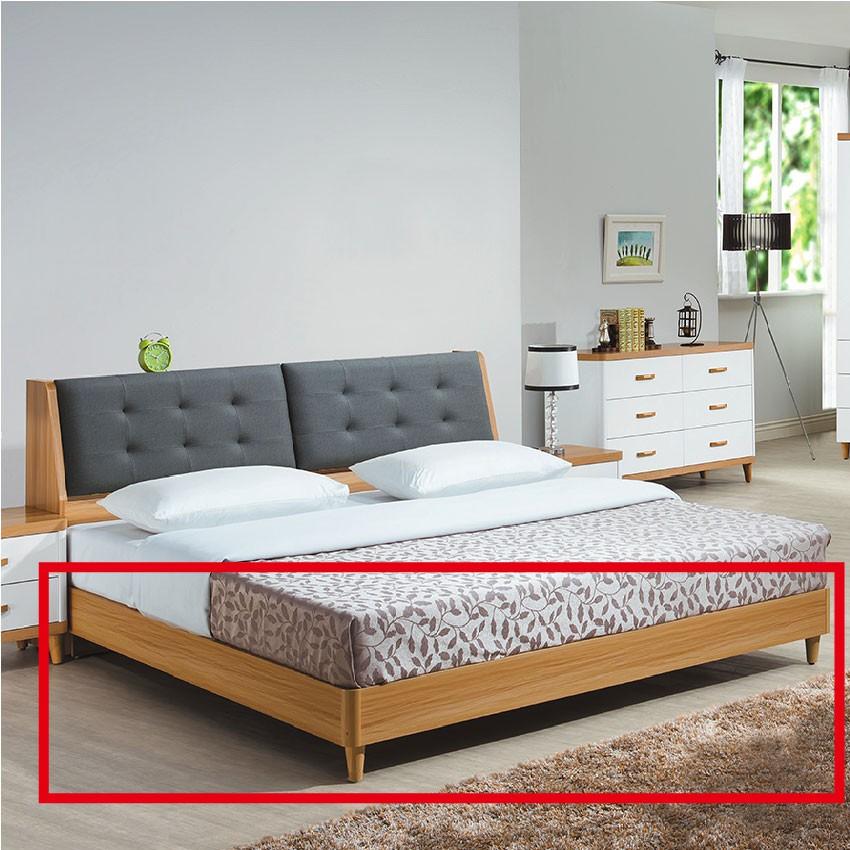 【182cm床底-E125-2】床底 床架 高腳床組 抽屜收納 臥房床組 【金滿屋】