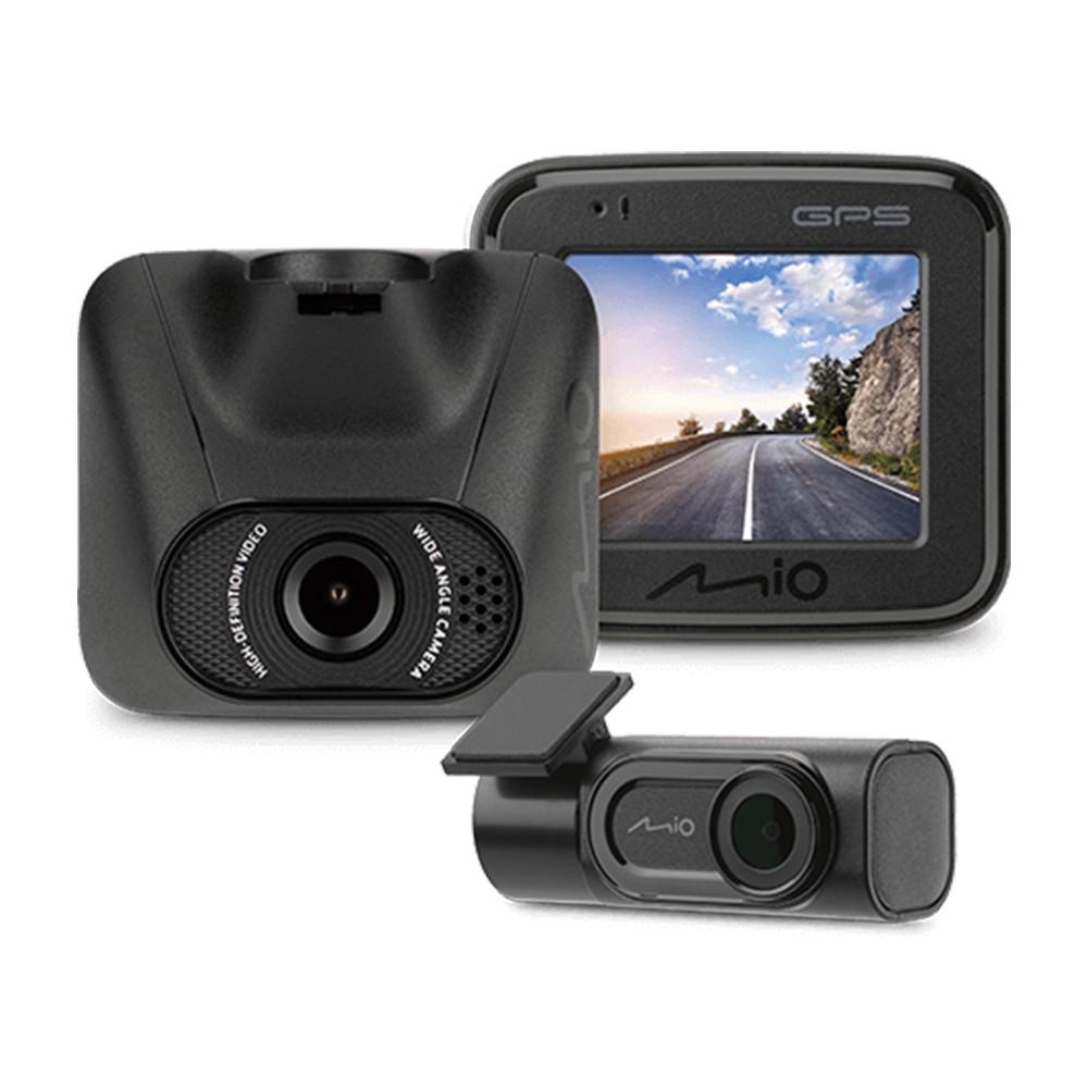MIO MiVue C550D 雙鏡夜視 GPS行車紀錄器 [送2好禮] (禾笙科技)