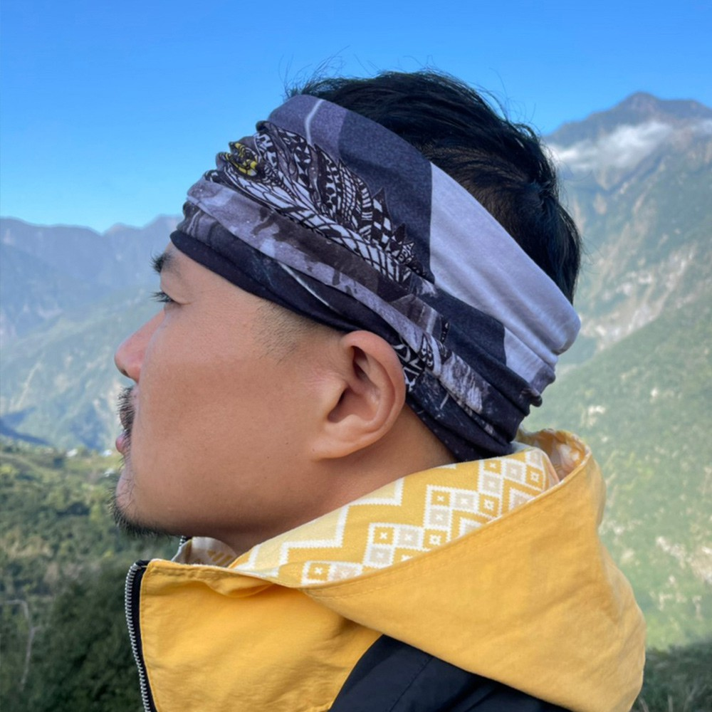 WasangShow 花生騷【森林動物系列】DAYA大冠鷲魔術頭巾