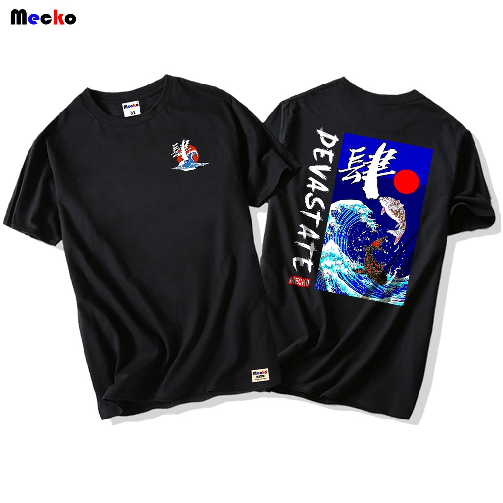 Mecko 肆 短T 短袖T恤 上衣 MT-89
