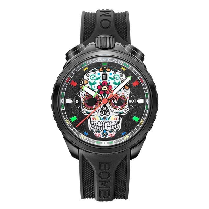 BOLT-68 Heritage 系列 糖果骷髏計時碼錶