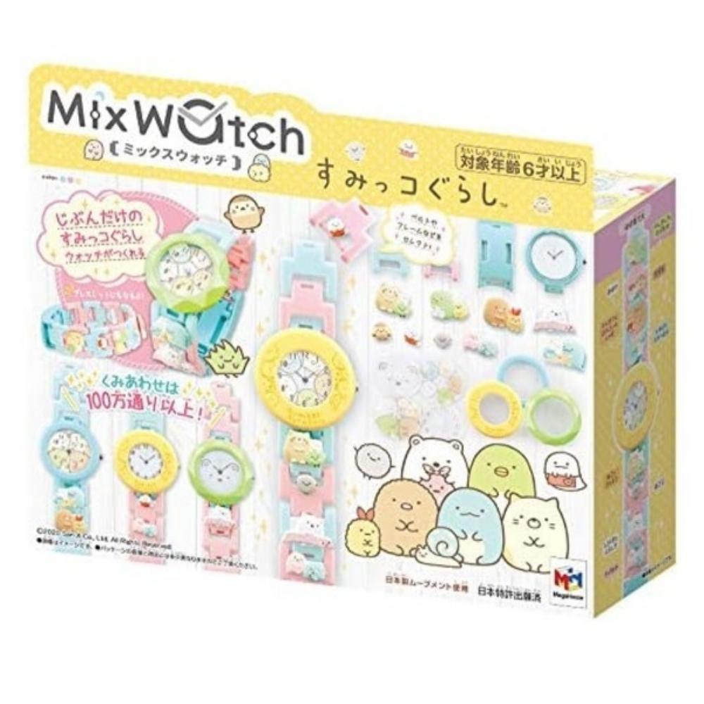日本 MIX WATCH手錶 角落小夥伴版 MA51506 公司貨 Mega House