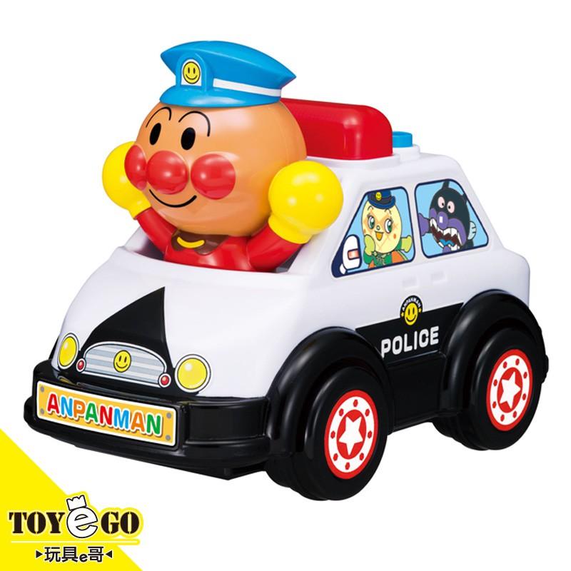 Agatsuma 麵包超人 有聲造型 會說話的 巡邏 警車 警察車 玩具e哥 31312