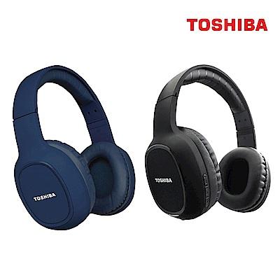 TOSHIBA 頭戴式藍牙耳機 RZE-BT160H