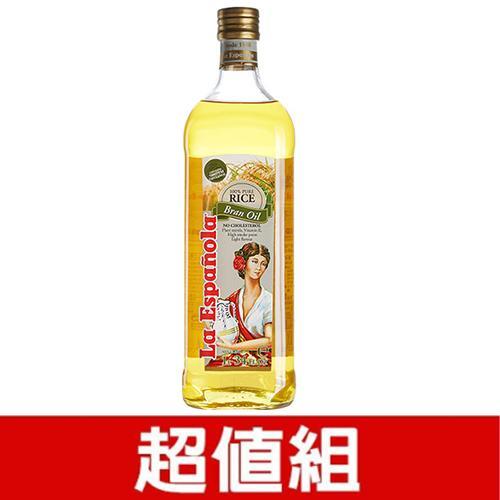 萊瑞100%玄米油1L 買一送一【愛買】