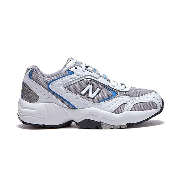 【NEW BALANCE】NB 452 v1 復古 麻白 藍 女鞋 -WX452KL1B