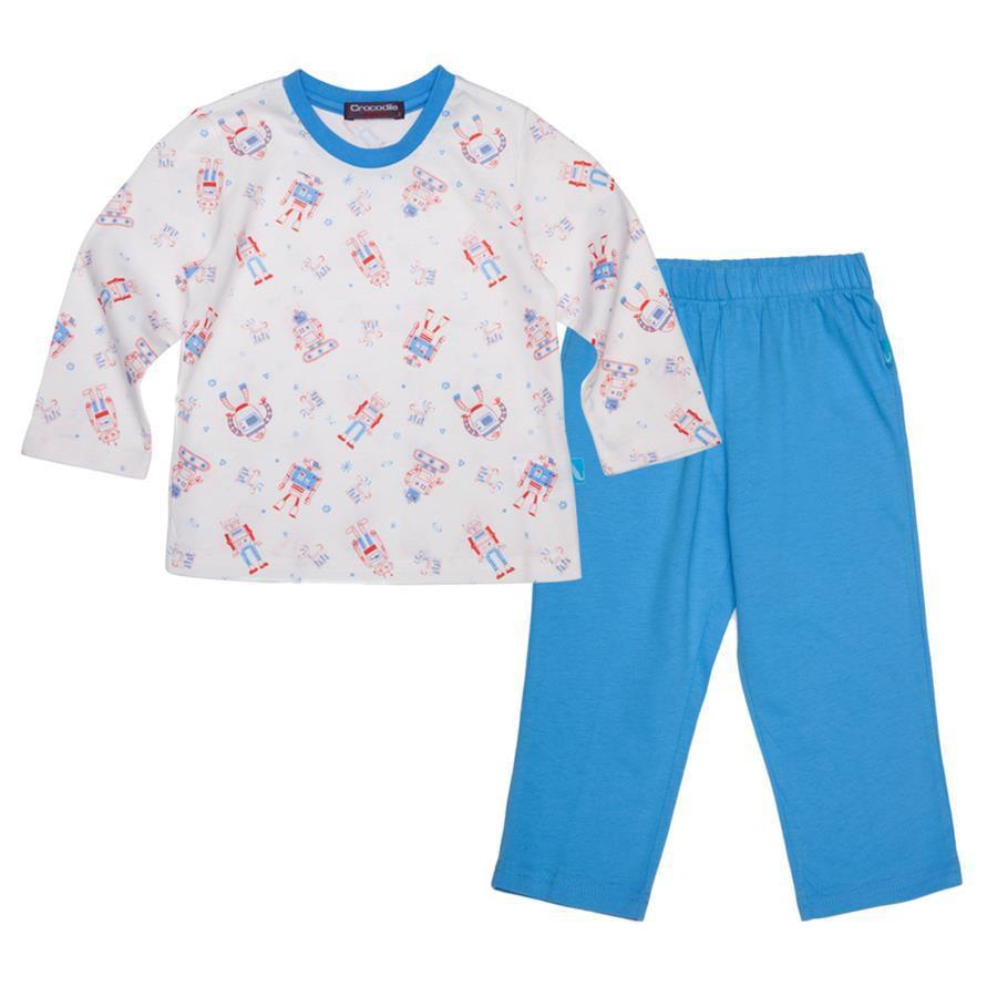 Crocodile Junior『小鱷魚童裝』369517長袖套裝 冷氣衫-小童 Ggo(G購)