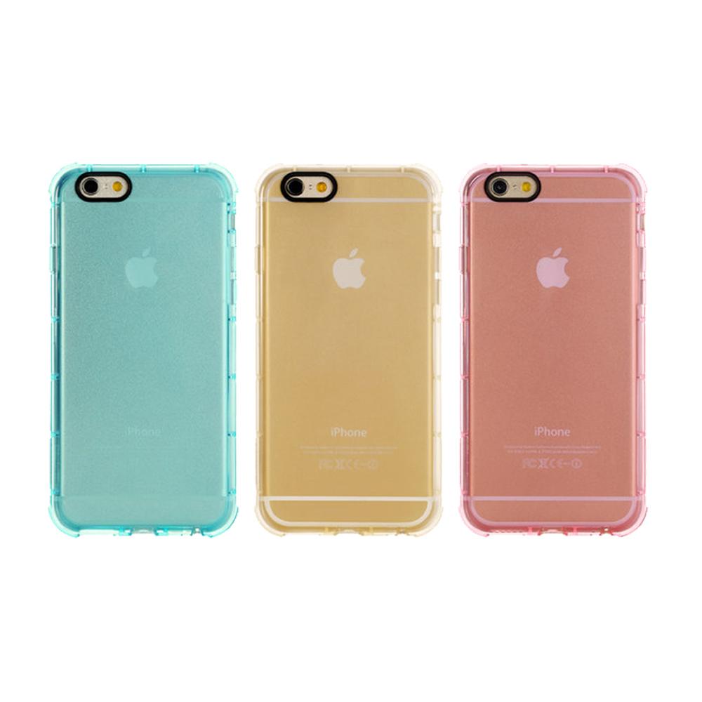 ROCK 防摔透明殼 手機殼 iPhone 6s Plus / iPhone 6 Plus i6s/i6 防摔殼 手機套 保護殼 軟殼 氣囊殼 透明背蓋 i6/6s配件
