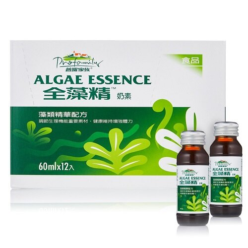 (買5送1) 普羅拜爾 全藻精 60mlx12瓶/盒