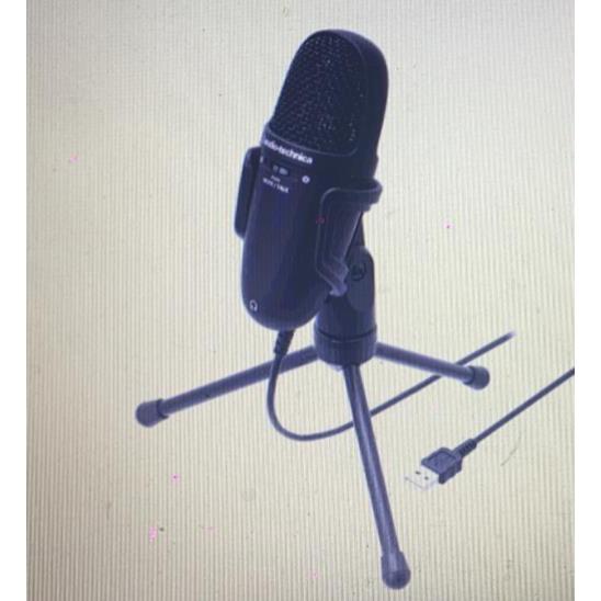 鐵三角高性能收音USB麥克風 AT9934USB W13153 COSCO代購