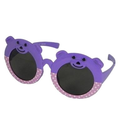 Docomo抗UV大兒童太陽眼鏡 可愛造型框體 配戴舒適不夾臉 MIT台灣製造款