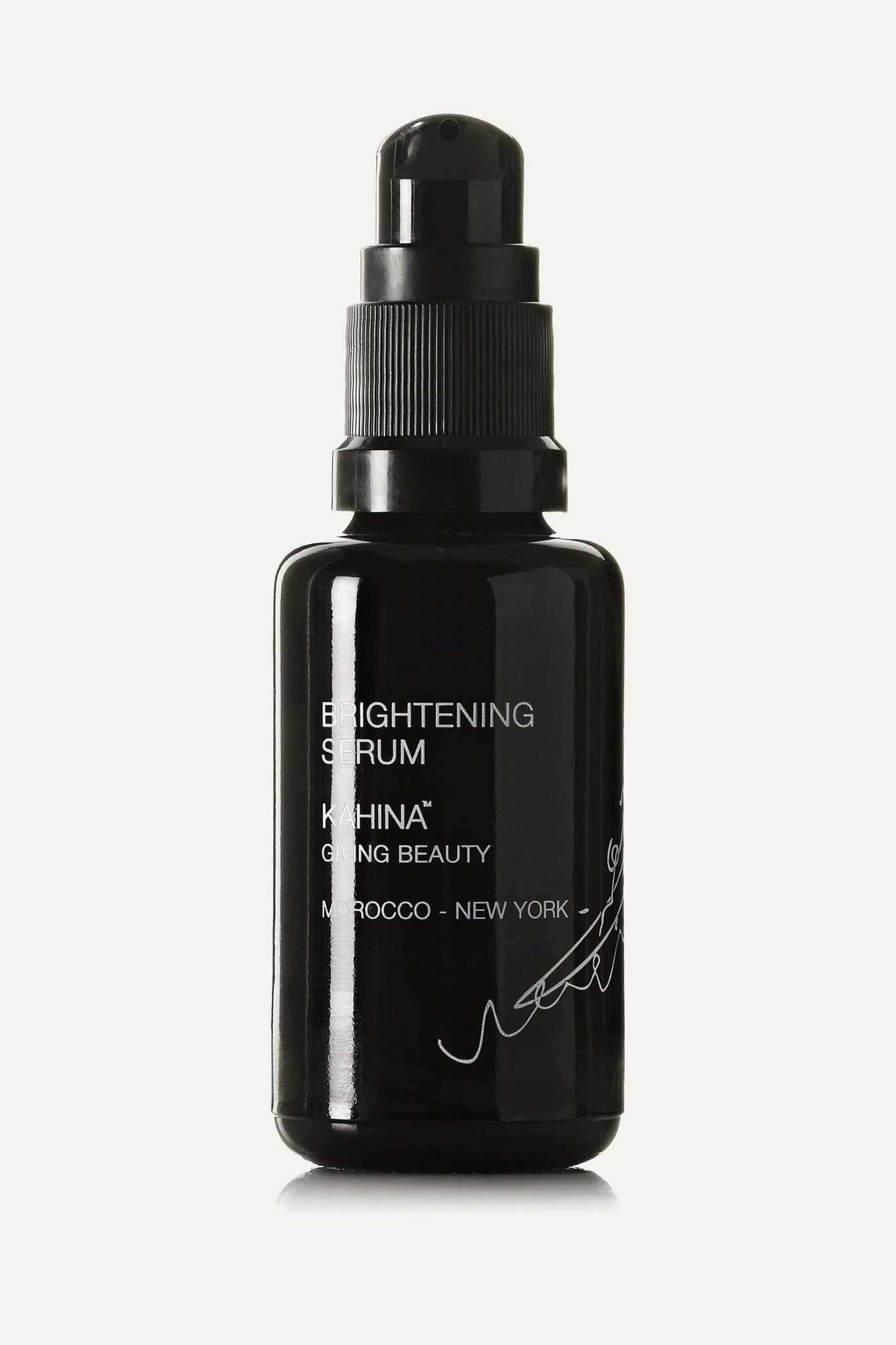KAHINA GIVING BEAUTY - 【net Sustain】亮白精华液,30ml - 无色 - one size