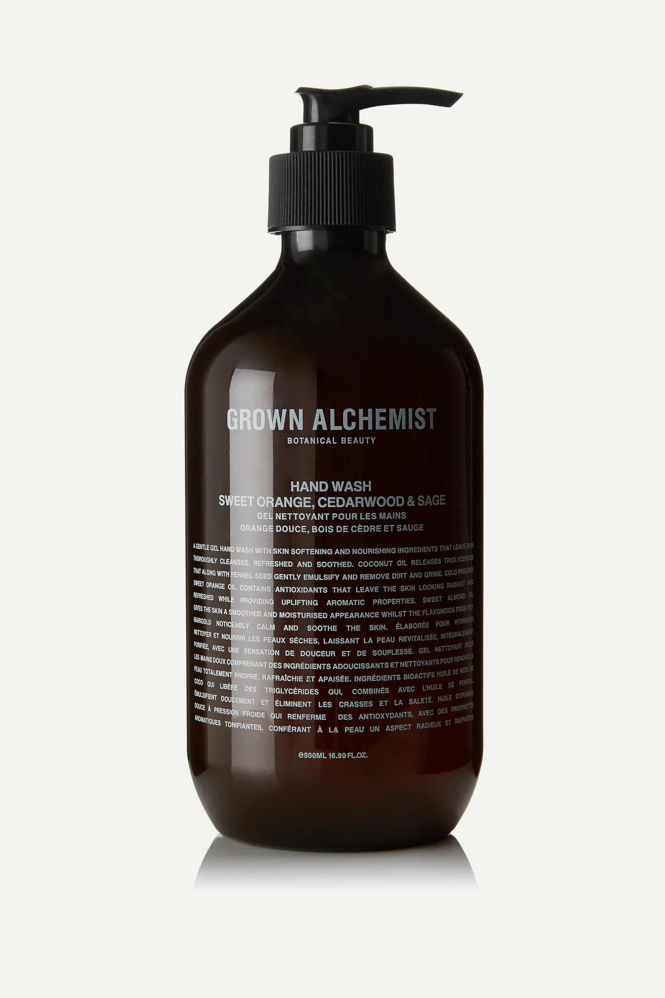 GROWN ALCHEMIST - Hand Wash, 500ml - one size