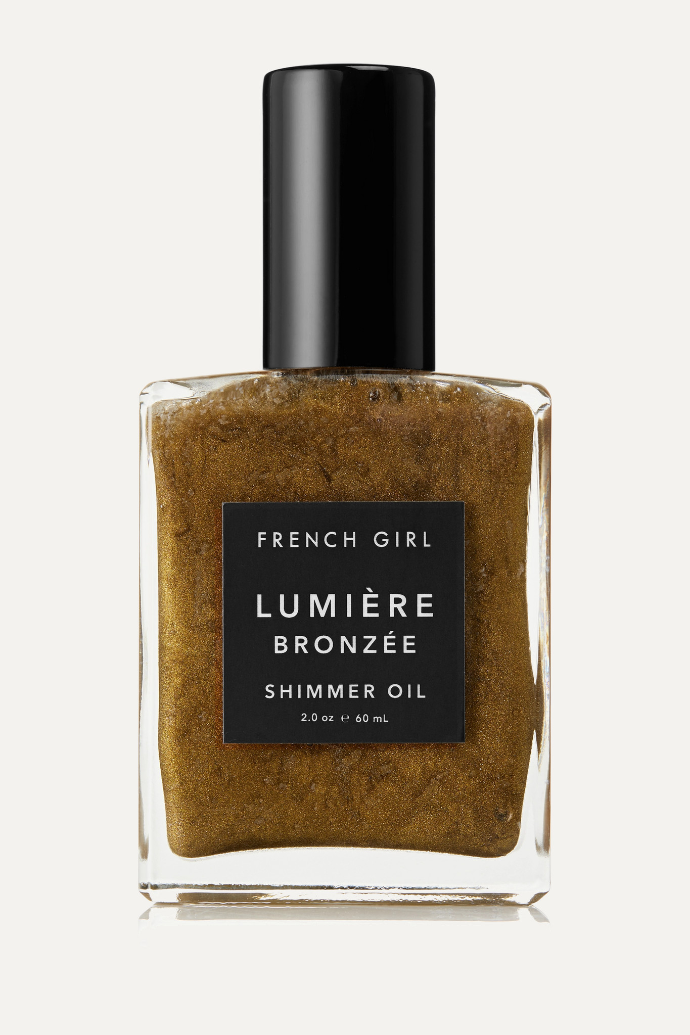 FRENCH GIRL ORGANICS - Lumière Bronzée Shimmer Oil, 60ml - one size
