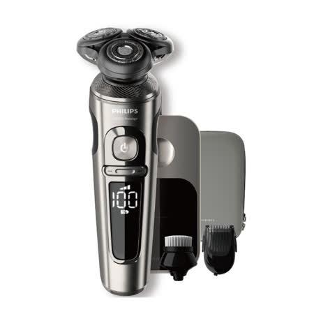 026【PHILIPS飛利浦】頂級智能電鬍刀 SP9860 送清淨機AC0819+濾網FY0194