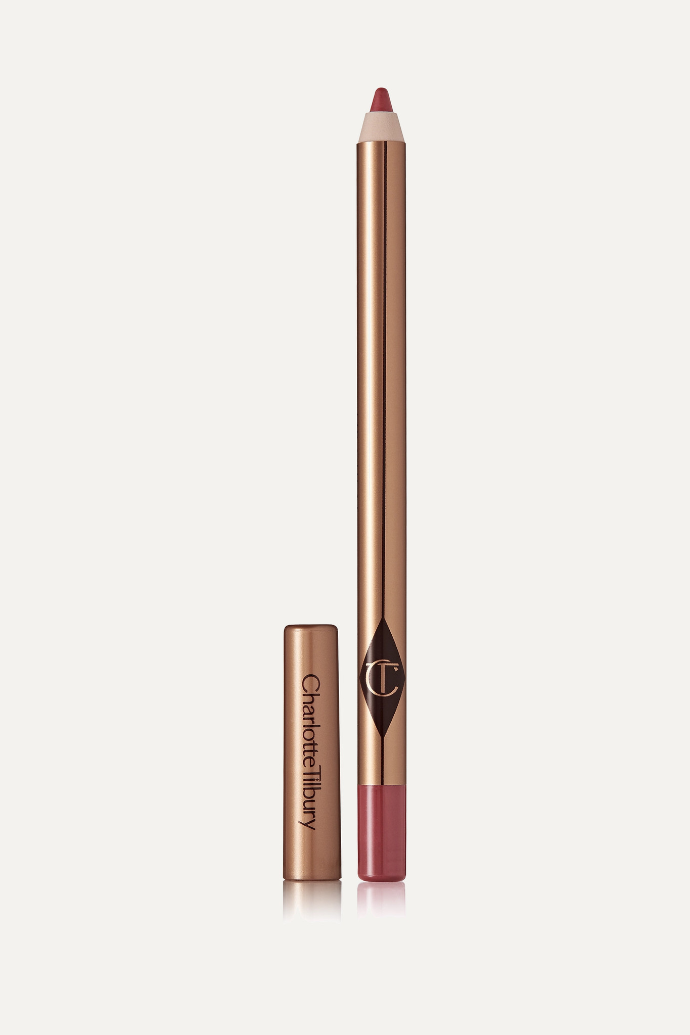 CHARLOTTE TILBURY - Lip Cheat Lip Liner - Supersize Me - Red - one size