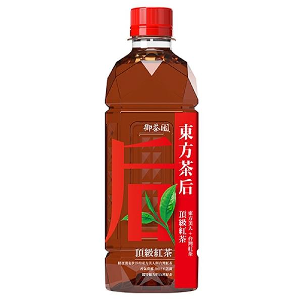 御茶園東方茶后500ML【愛買】