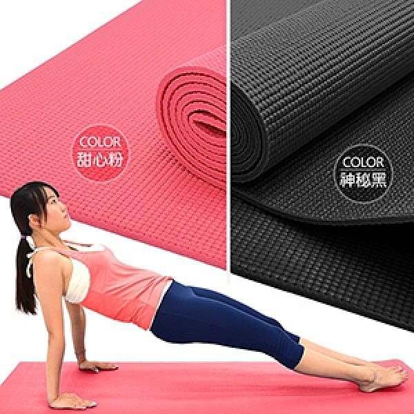 健身6MM瑜珈墊.PVC運動墊遊戲墊.訓練止滑墊防滑墊.寶寶爬行墊軟墊.睡墊野餐墊地墊子.沙灘墊