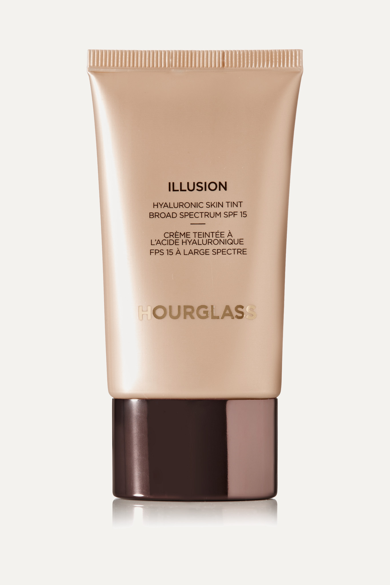HOURGLASS - Illusion® Hyaluronic Skin Tint Spf15 - Sand, 30ml - Neutrals - one size