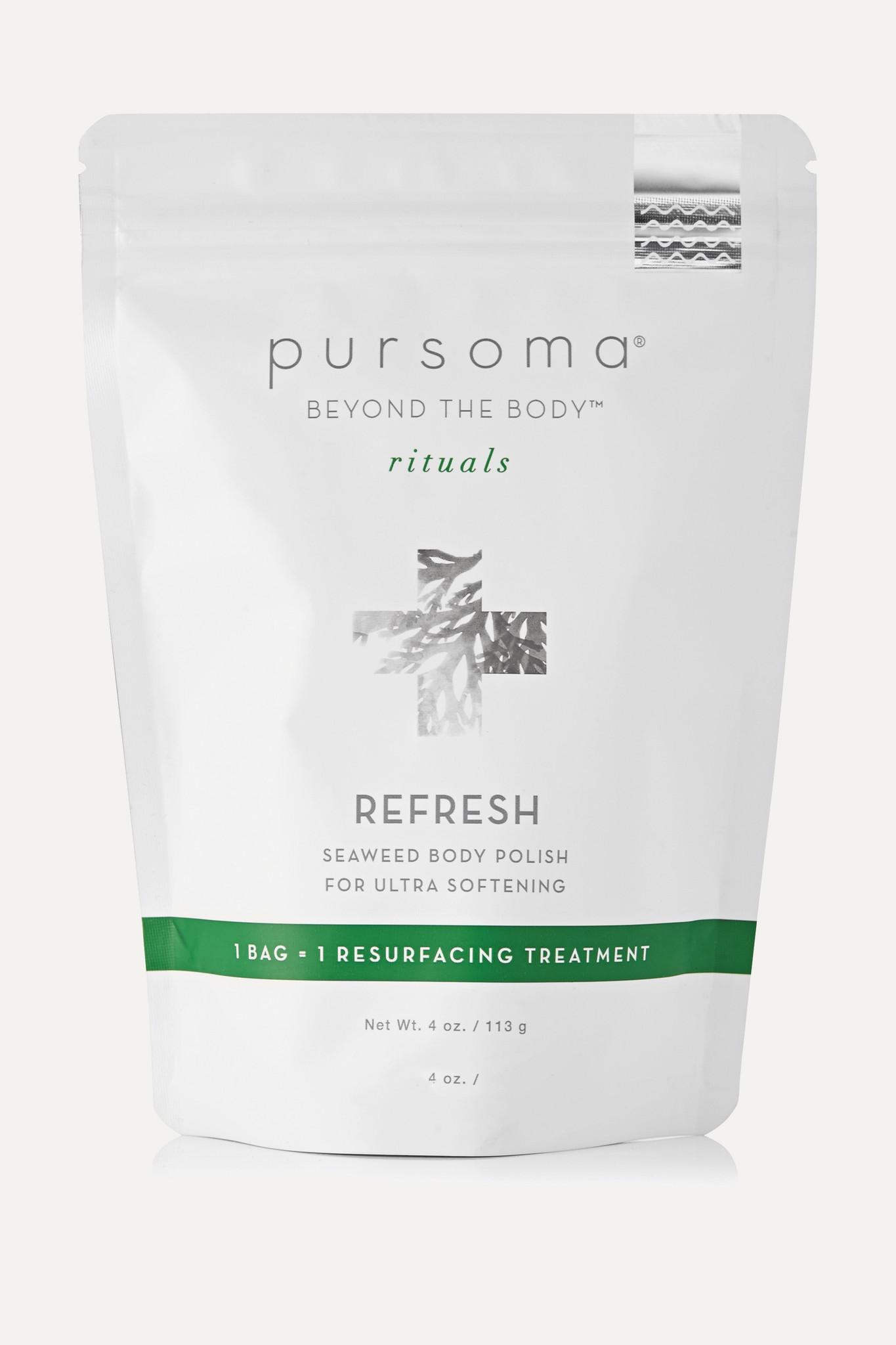 PURSOMA - 海藻焕肤身体磨砂膏,113g - 无色 - one size