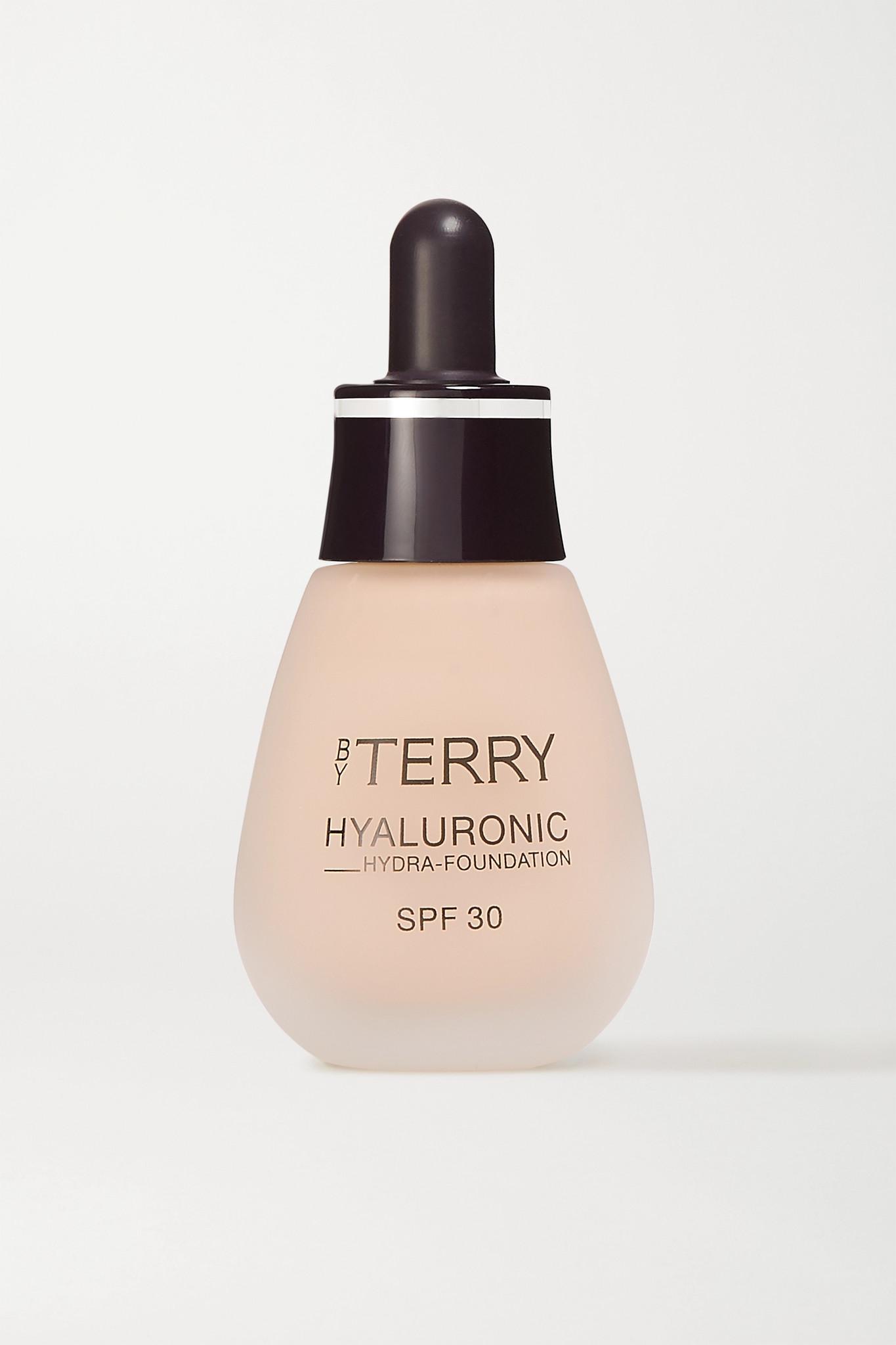 BY TERRY - Spf30 透明质酸水润粉底液(色号:200n) - 中性色 - one size