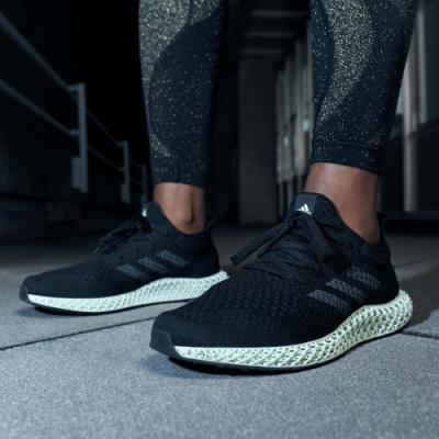 adidas 4D FUTURECRAFT 跑鞋 男/女 FZ2560