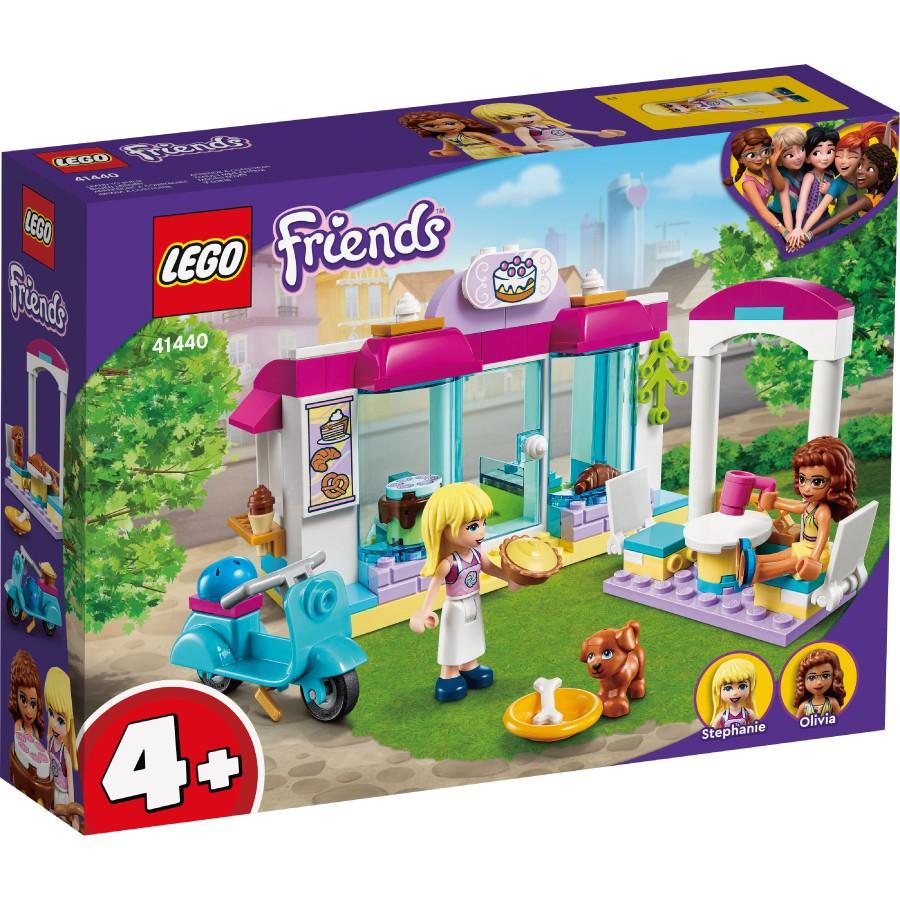 LEGO樂高 41440 心湖城麵包店 玩具反斗城