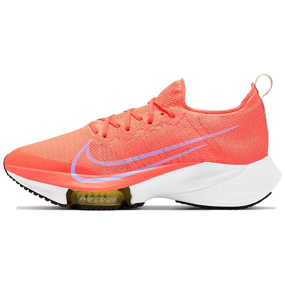 【領券最高折$400】【現貨】Nike Air Zoom Tempo NEXT% 女鞋 慢跑 競速 訓練 緩震 橘【運動世界】CI9924-800