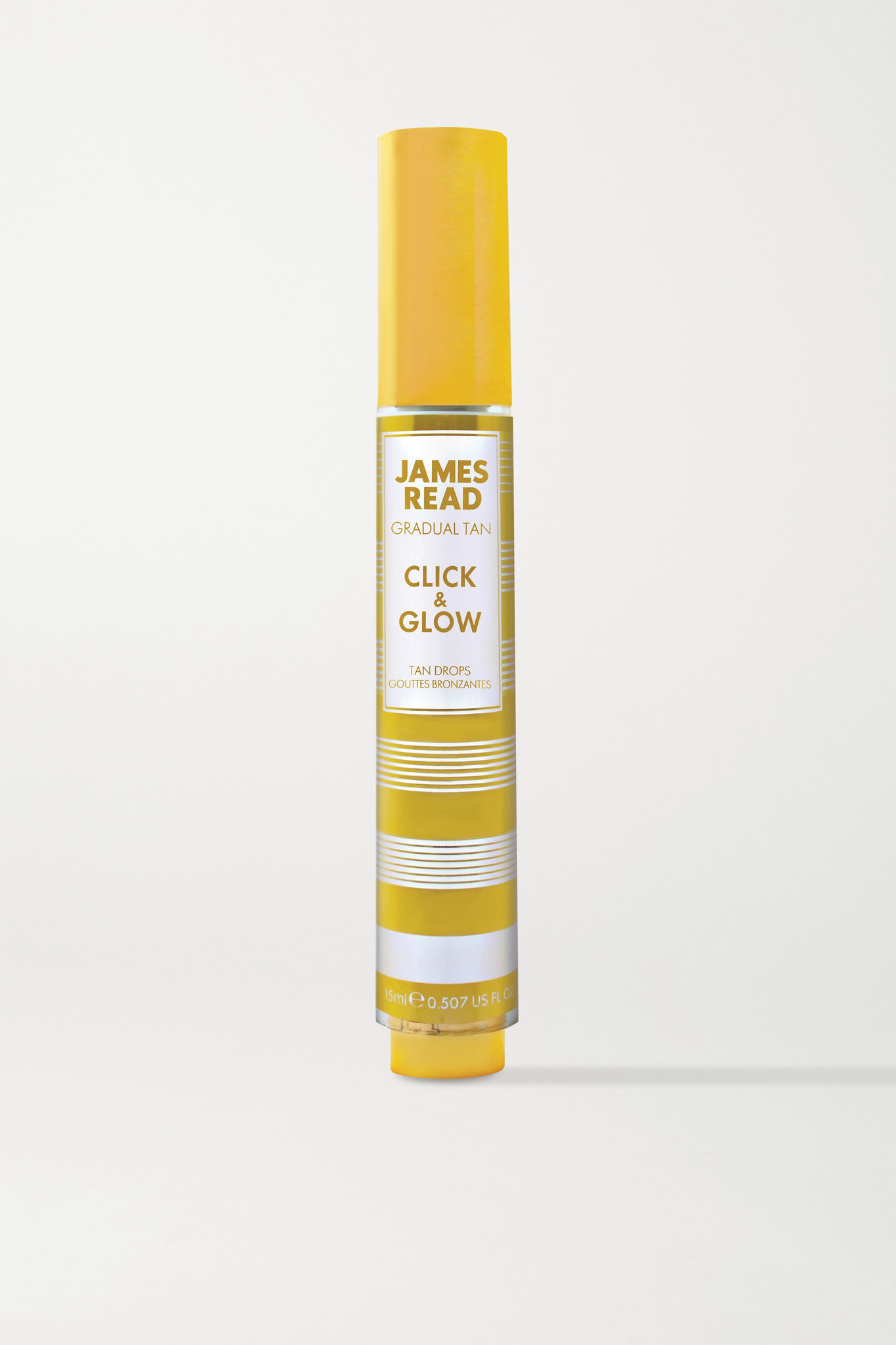JAMES READ - Click & Glow Tan Drops, 15ml - one size