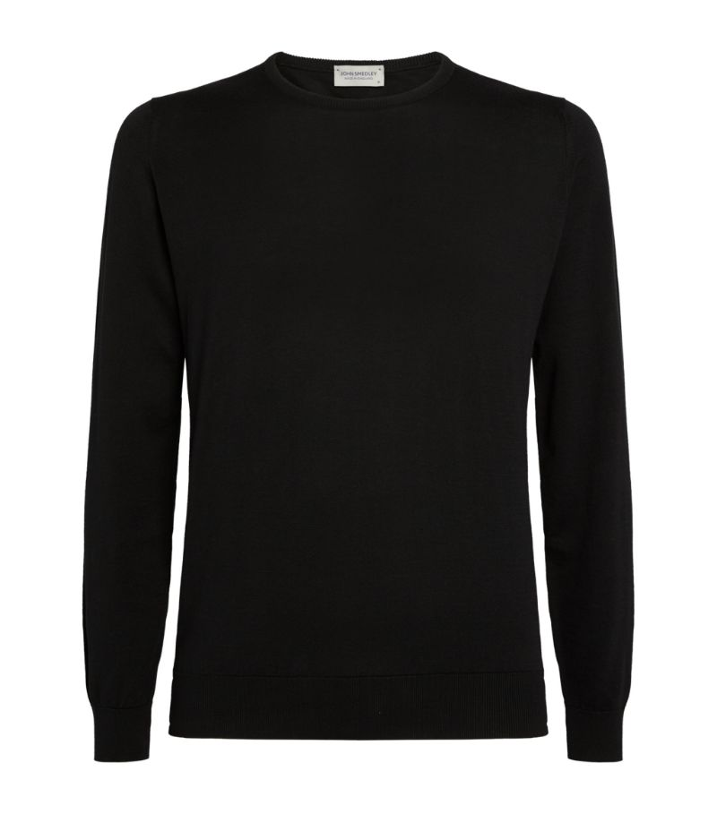 John Smedley Hatfield Cotton Sweater