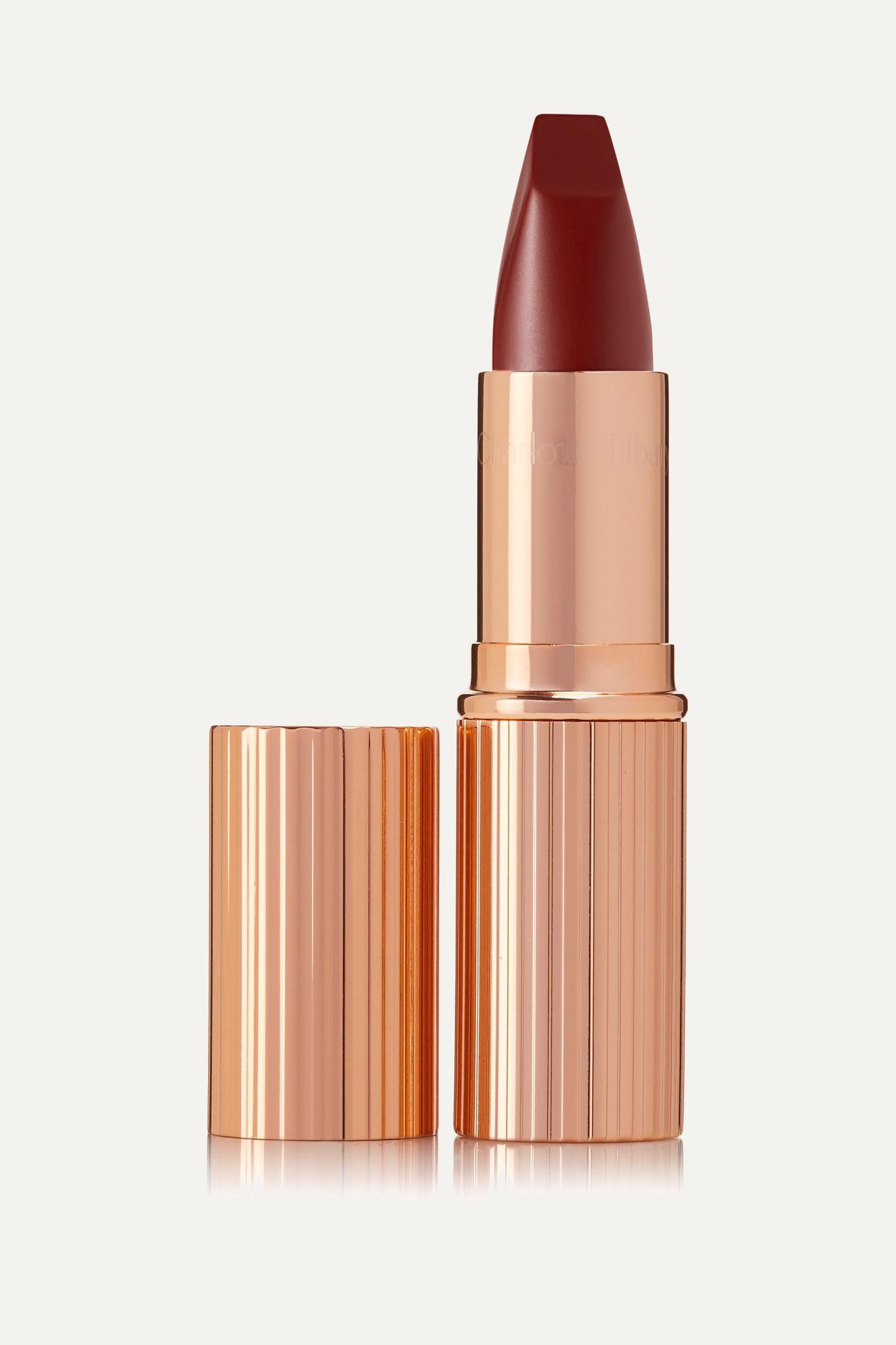 CHARLOTTE TILBURY - Matte Revolution Lipstick - Pillow Talk - Burgundy - one size