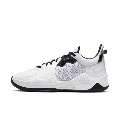 NIKE PG 5 EP 男籃球鞋-白-CW3146100