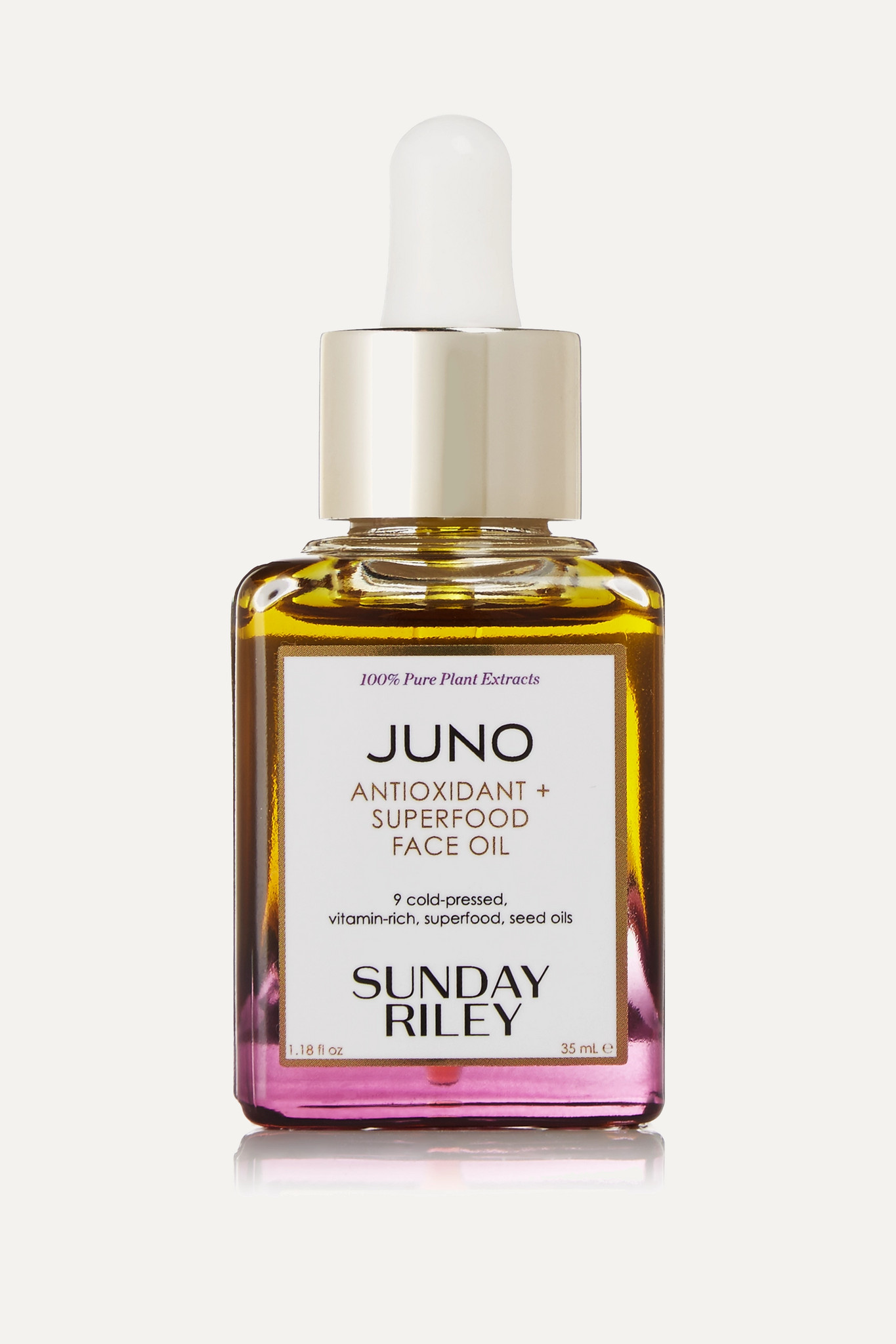 SUNDAY RILEY - Juno Juno Antioxidant + Superfood Face Oil, 35ml - one size