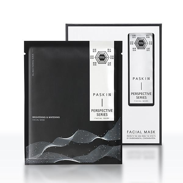 PASKIN面膜 美白對策 美白煥顏面膜,6片/盒