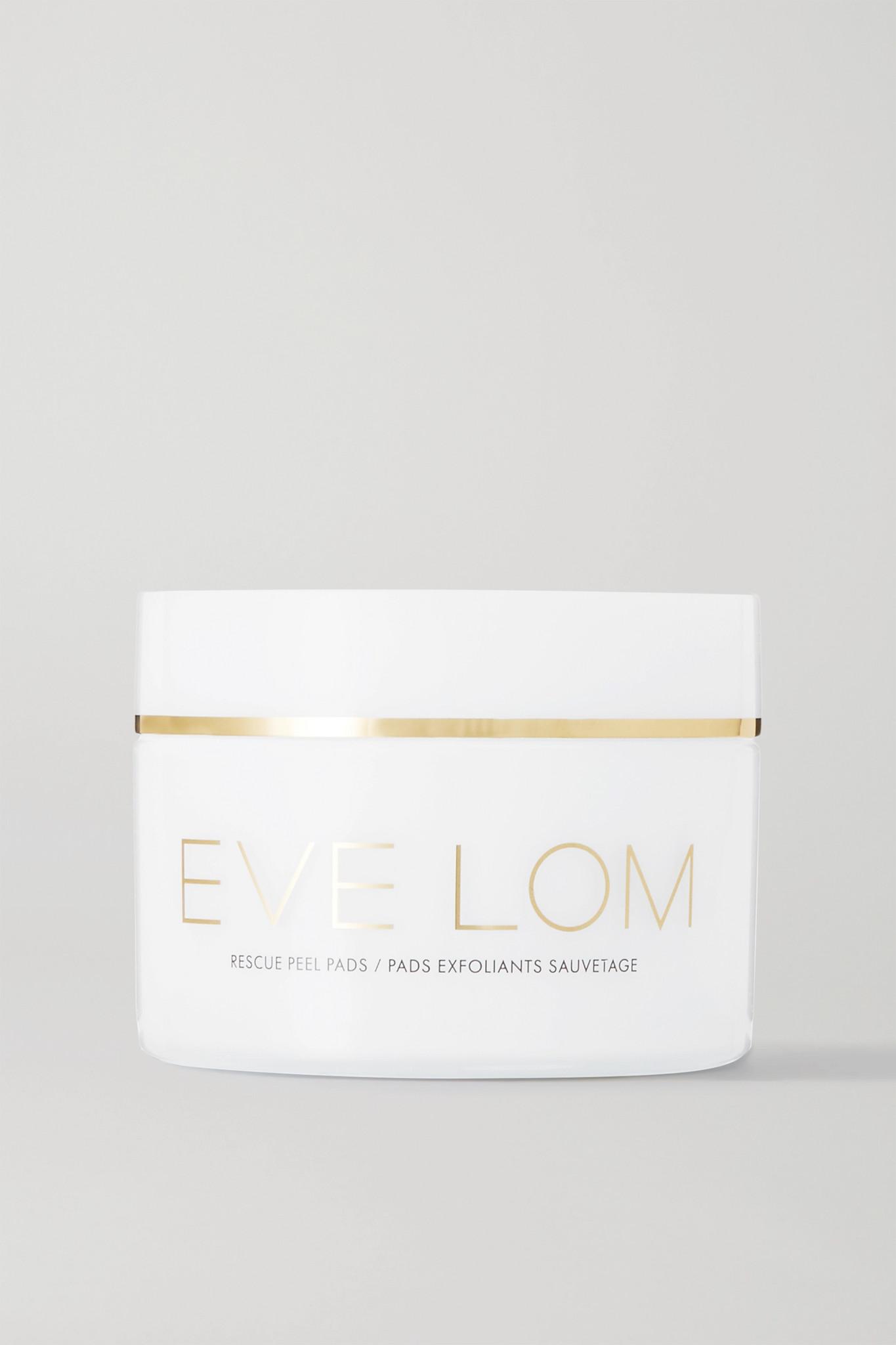 EVE LOM - 亮采洁净去角质棉片(60 片装) - 无色 - one size
