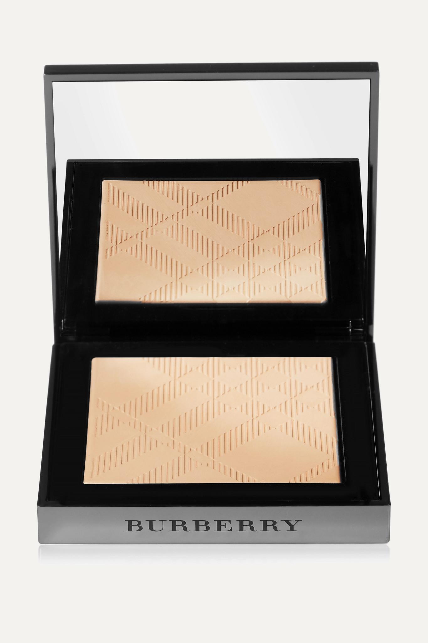 BURBERRY BEAUTY - 裸肌亮彩粉饼(色号:ochre Nude No.12) - 中性色 - one size