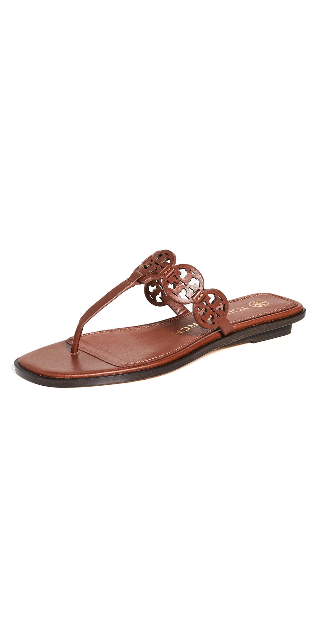 Tory Burch Tiny Miller 10mm Thong Sandals