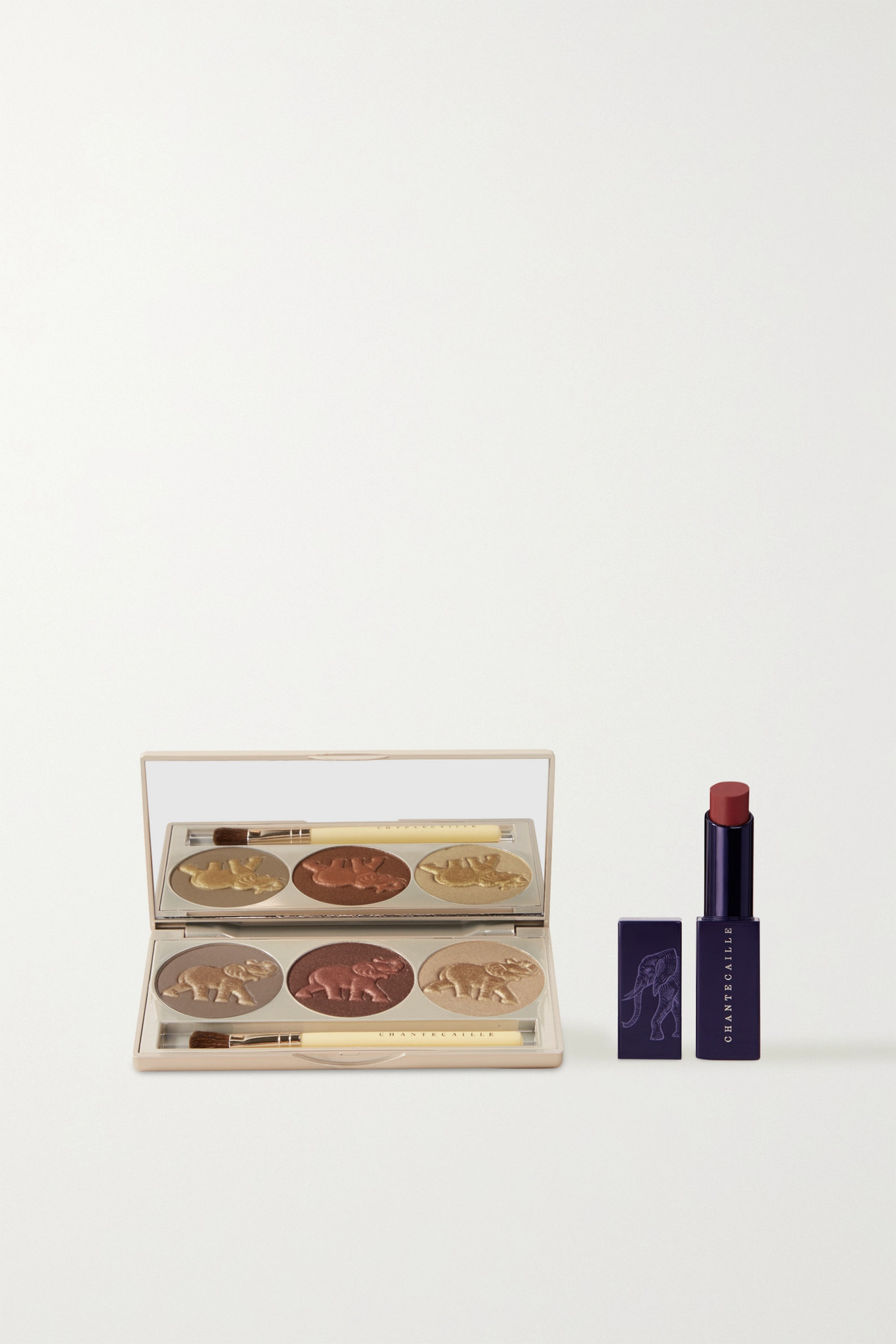 CHANTECAILLE - + Space For Giants Walk For Giants - Safari Collection Eye Trio - one size