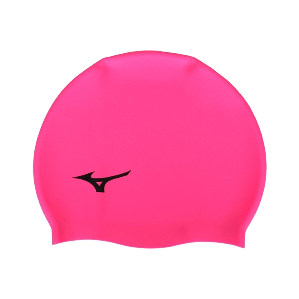 MIZUNO SWIM 矽膠泳帽(游泳 戲水 海邊 沙灘 美津濃≡體院≡ N2JW914000-64