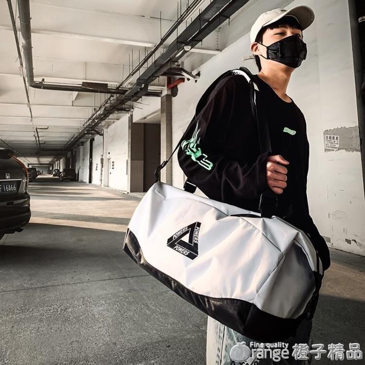 旅行包大容量男超大手提運動健身包輕便攜帆布收納袋網紅行李背包